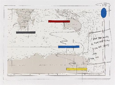 islands in the storm 4 works by lawrence weiner