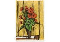 begonias by bernard buffet