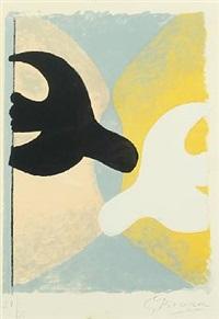 resurrection de l'oiseau by georges braque