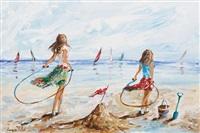 beach games by lorna millar