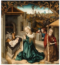the nativity by german school-southern (15)
