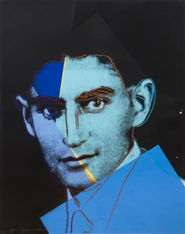 portraits of jews of the 20th century 10 works by andy warhol