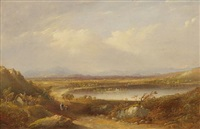 edinburgh from the south by henry g. duguid