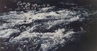 diptychon: river still (2 works) by rodney graham