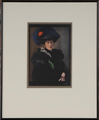 portrait of lady h by edward steichen
