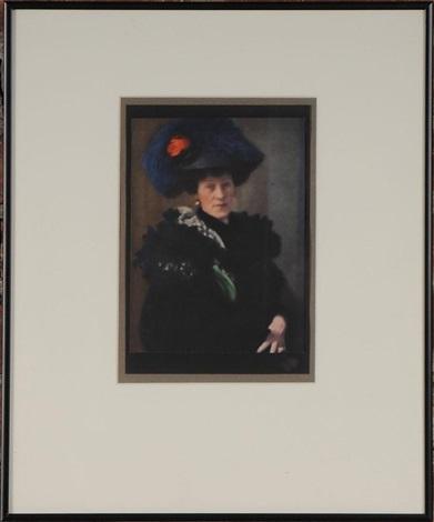 portrait of lady h by edward steichen