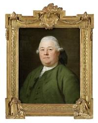 portrait von adolf daum by anton graff