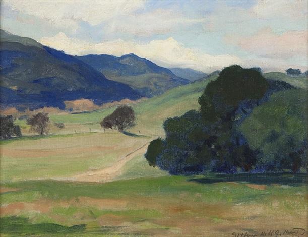 carmel valley by arthur hill gilbert