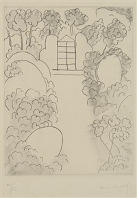 symbolic landscape: ethica by henri matisse