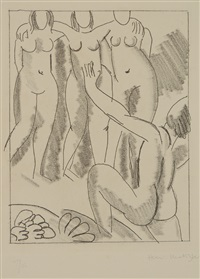 the episode of nausicaa by henri matisse