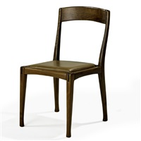 straight-back chair by arthur espenet carpenter