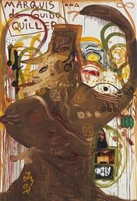 die zaubermaus, die totalvitalitäten (voodooisi) by jonathan meese