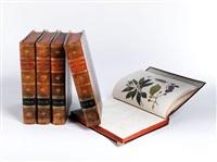 collectanea ad botanicam, chemiam, et historiam naturalem spectantia (5 vol. w/ 106 works) by nicolaus joseph von jacquin