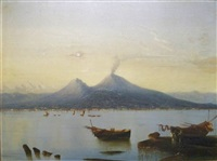 capri (+ vesuvio; 2 works) by g. corelli