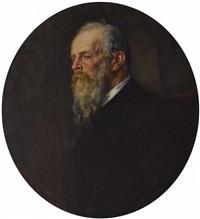 prinzregent luitpold von bayern by friedrich august von kaulbach