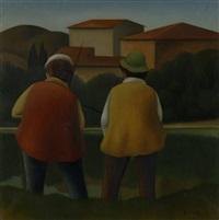 zwei angler by roberto masi