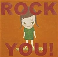 rock you by yoshitomo nara