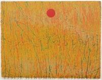 yellow field by sergio gonzales tornero
