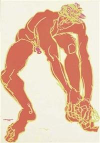 young italian stripper by jo brocklehurst