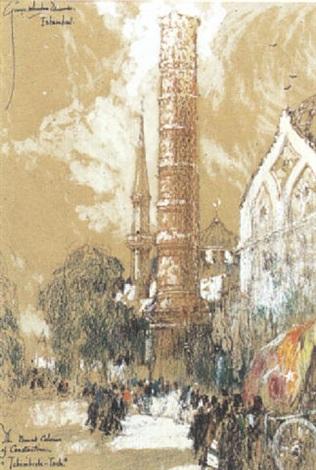 the burnt column of constantine tehemberle tash by george wharton edwards