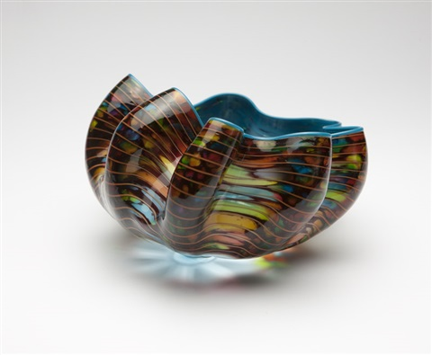 macchia basket by dale chihuly
