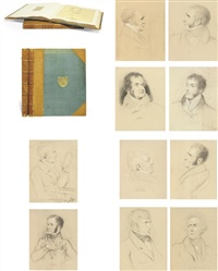 hrh augustus frederick, duke of sussex k.g., study (+ 86 others; 87 works) by benjamin robert haydon