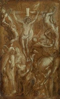 kreuzigung christi by sir anthony van dyck