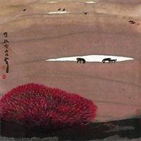 野秋吟 by zhou shaohua