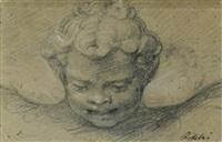 a cherub by fabrizio boschi