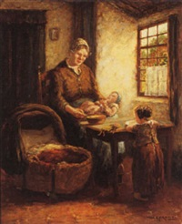 porridge time by martinus jacobus nefkens