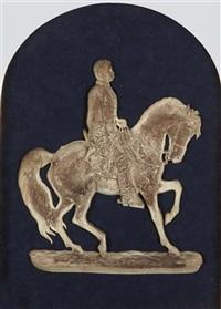 general george brinton mcclellan by john quincy adams ward