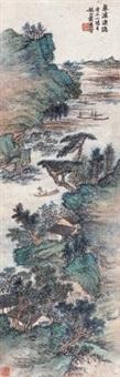 春溪渔隐 by xiao xun