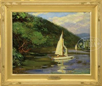 summer sailing by ben foster