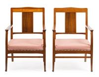 sillones (pair) by gaspar homar