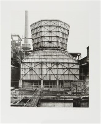 kühlturm stahlwerk hagen haspe by bernd and hilla becher