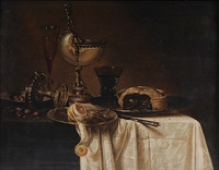 still life by johann joseph zoffany