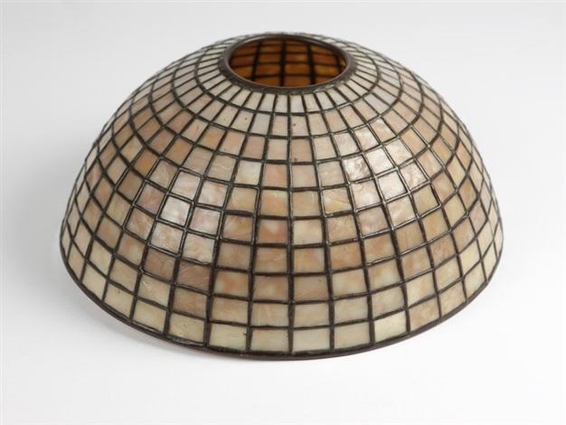 lamp shade #1411 by tiffany studios