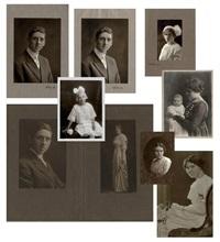 prints (9 works) by edward weston