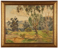 the sonny (sic) hill by henry leopold richter