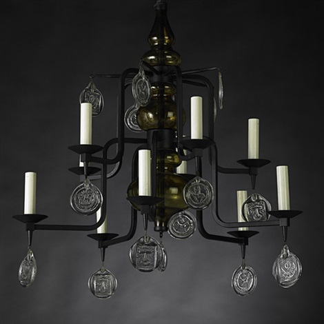 untitled chandelier by erik höglund