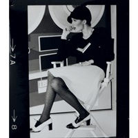 vogue, real life fashion by helmut newton