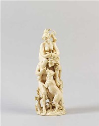 faun mit nymphe by austrian school (20)