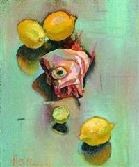 tête de poisson by nadejda pastoukhova