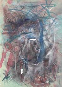 untitled (kopf) by dirk bell