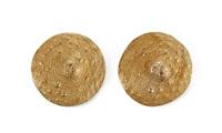 tender buttons, broscher by janine antoni
