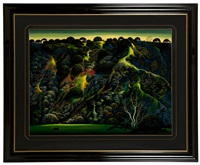 gardners ranch by eyvind earle