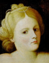 bildnis einer jungen dame by bernardino licinio