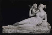 venus und amor by adamo tadolini