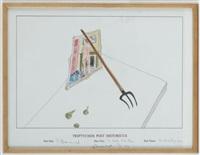 triptychos post historicus, p.bonnard by braco dimitrijevic