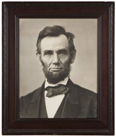 abraham lincoln by moses p. rice
